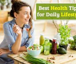 Best Health Tips for Daily Lifestyle