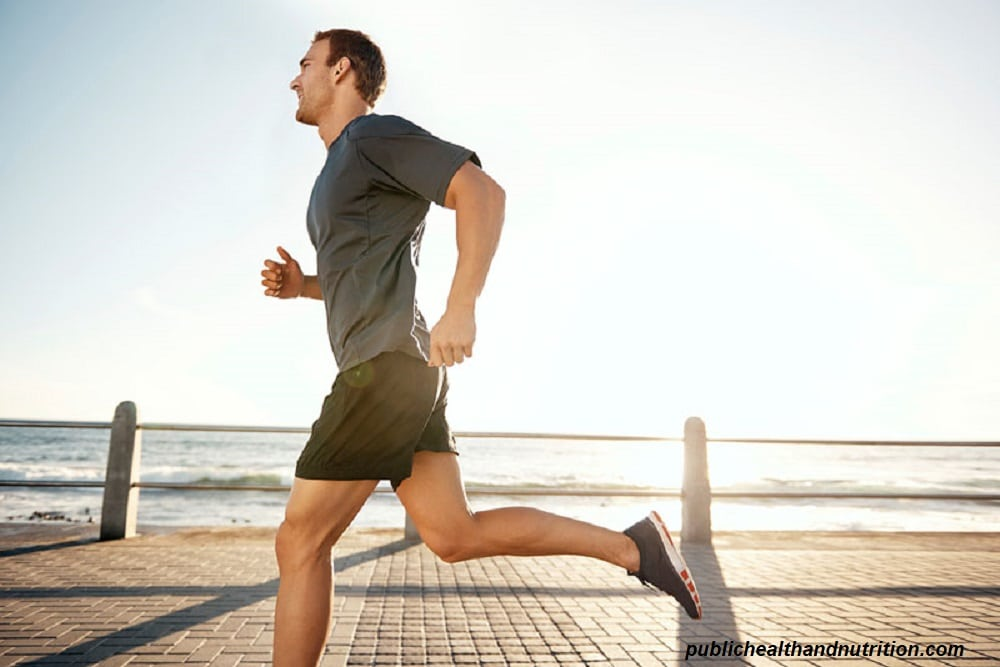 Running For A Healthy Life