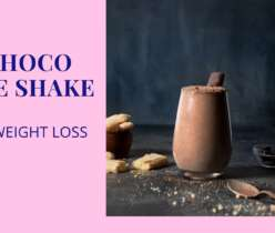 CHOCO LITE SHAKE FOR WEIGHT LOSS