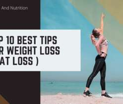 Best Tips for weight loss