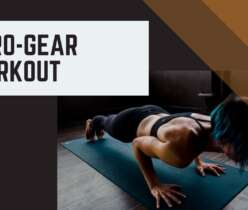 Zero Gear Workout