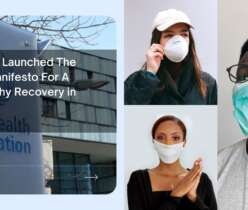 Manifesto For A Healthy Recovery in 2021