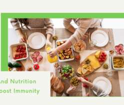 Food And Nutrition That Boost Immunity