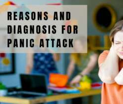 Reasons and Diagnosis for Panic Attack
